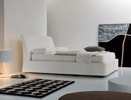 Foto letto modello Fly Light by Meta Design