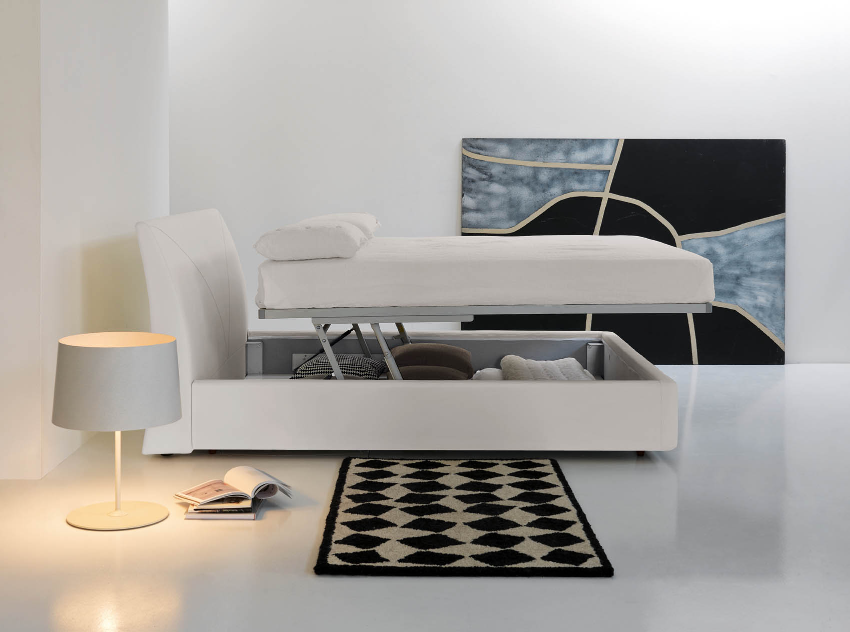 Foto letto Fly by Meta Design
