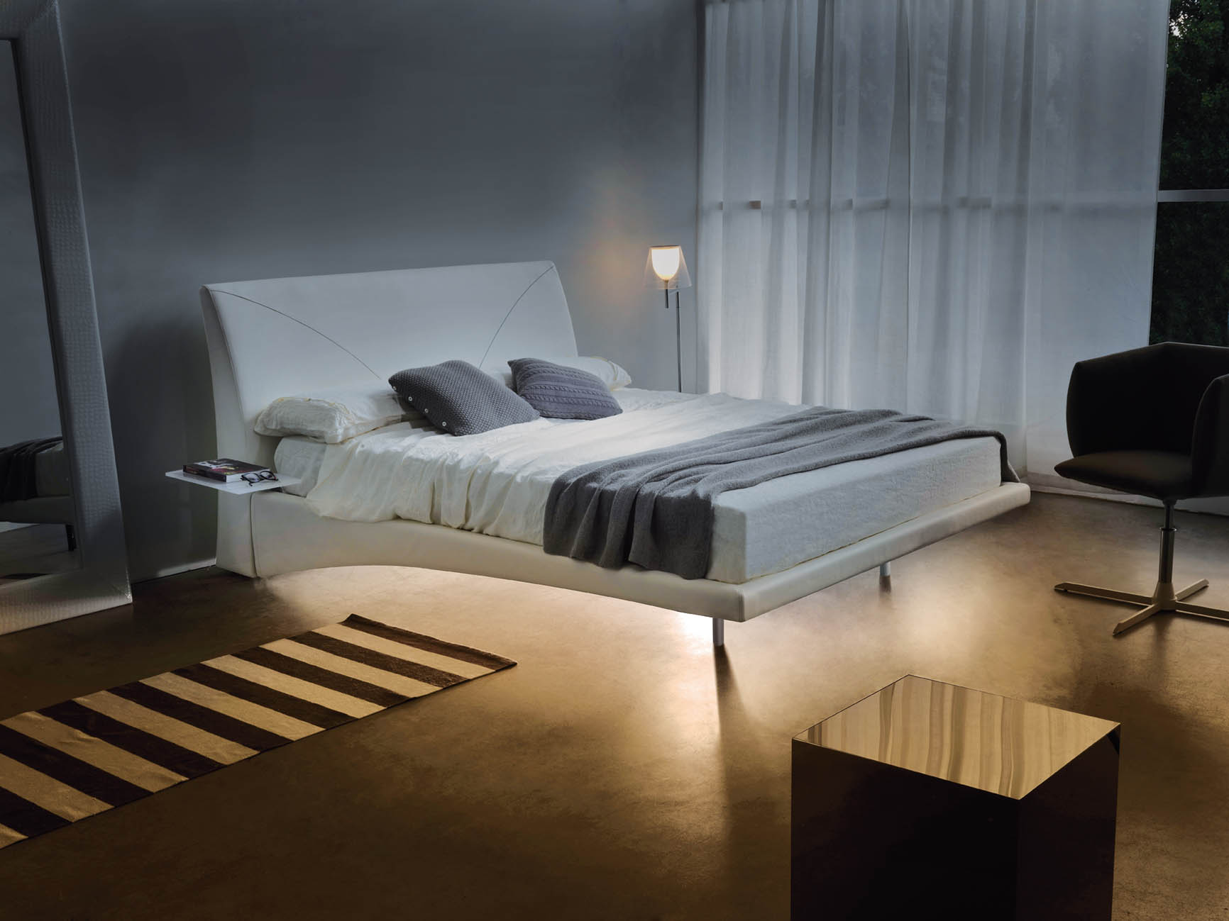 Foto letto Fly light by Meta Design