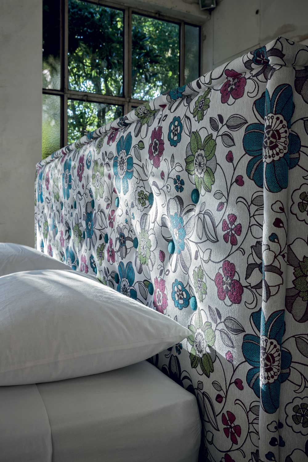 Foto letto Comfort by Meta Design