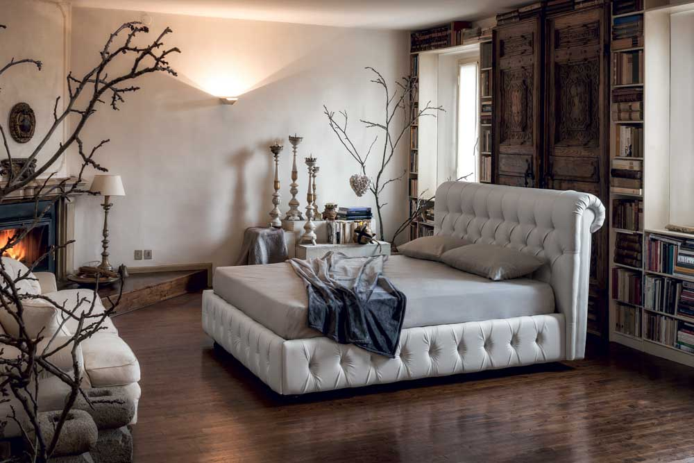 Foto letto Venezia by Meta Design