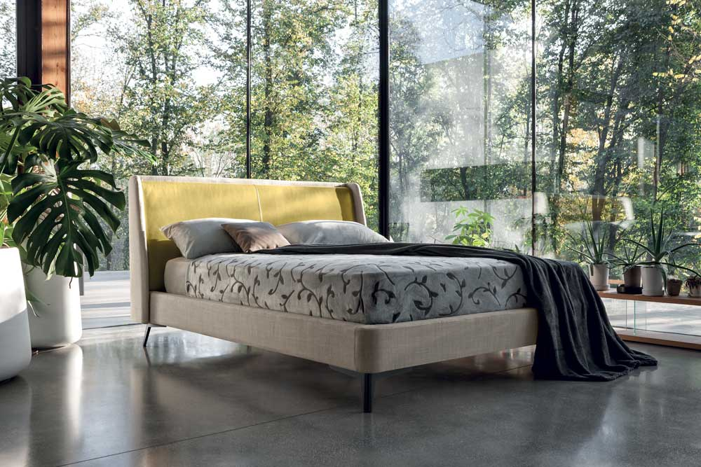 Foto letto Mistral by Meta Design