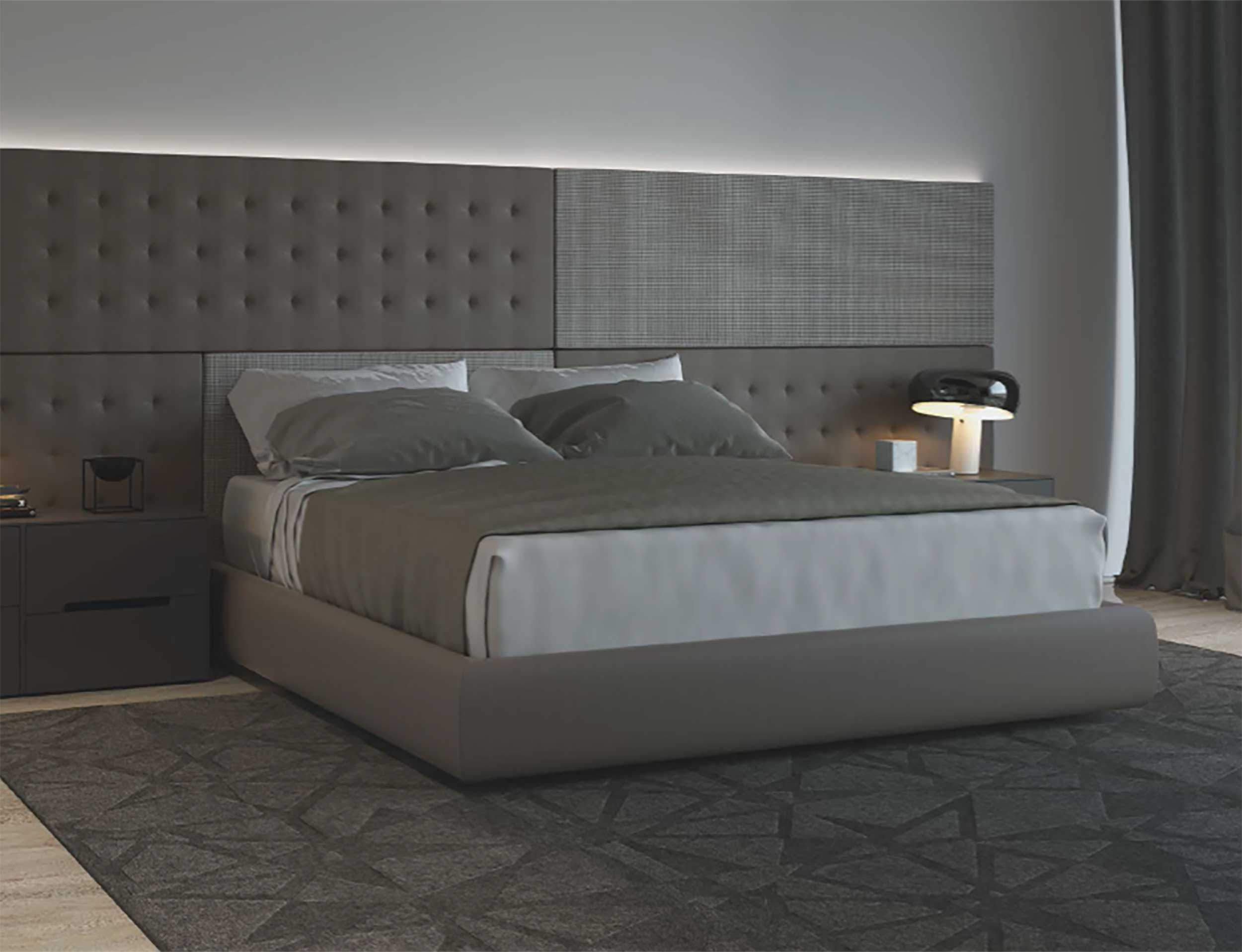 Foto letto Puzzle by Meta Design